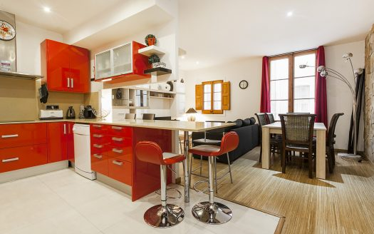 Charming and cosy property a few steps from Calle Comtal in the Gothic Quarter