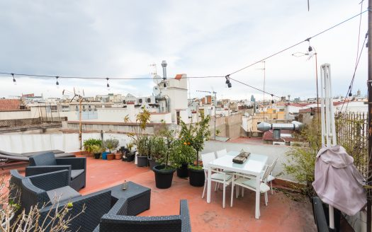Barcelona Borne Penthouse with terrace in front of Palau de la Musica